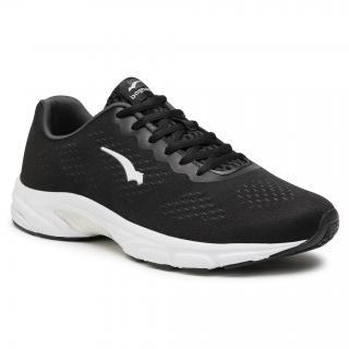 Sneakersy BAGHEERA - Energy 86396-8 C0108 Black/White pánské Černá 42