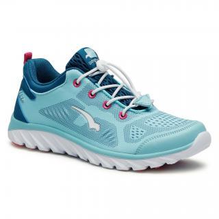 Sneakersy BAGHEERA - Ionic 86486-4 C2041 Light Blue/Pink dámské Modrá 39