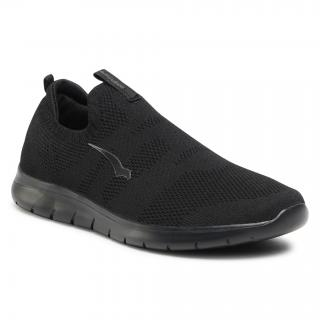 Sneakersy BAGHEERA - Pace 86496-2 C0102 Black/Dark Grey dámské Černá 41