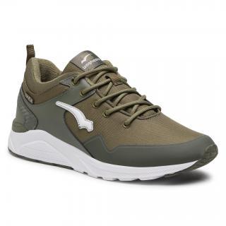 Sneakersy BAGHEERA - Pulse 86422-37 C3408 Green/White pánské Zelená 41