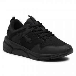 Sneakersy BAGHEERA - Vision 86495-2 C0102 Black/Dark Grey dámské Černá 36