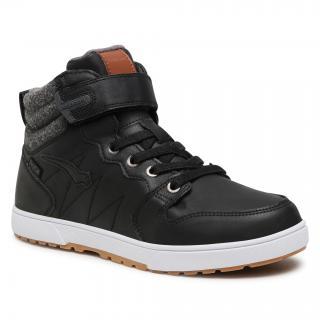 Sneakersy BAGHEERA - Xenon 86505-6 C0108 Black/White dámské Černá 38