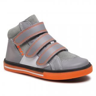 Sneakersy BARTEK - 94281-001 Šedá pánské 27