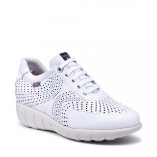 Sneakersy CALLAGHAN - Kolyma 11612 Blanco/Plata dámské Bílá 36