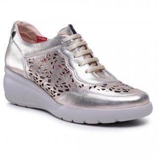 Sneakersy CALLAGHAN - Polvore 28904 Platino dámské Zlatá 36