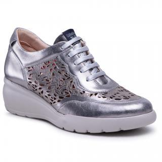 Sneakersy CALLAGHAN - Polvore 28904 Plomo dámské Stříbrná 36
