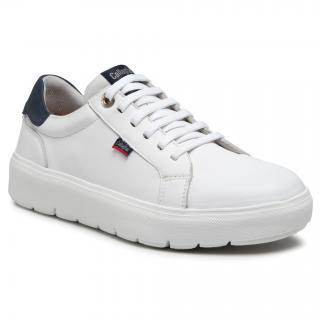 Sneakersy CALLAGHAN - Sputnik 45504 Blanco/Marin pánské Bílá 46