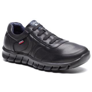 Sneakersy CALLAGHAN - Tiger 42803 Negro pánské Černá 40