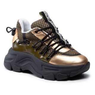 Sneakersy FABI - FD6709 Lamaxi Var.105 dámské Zelená 38