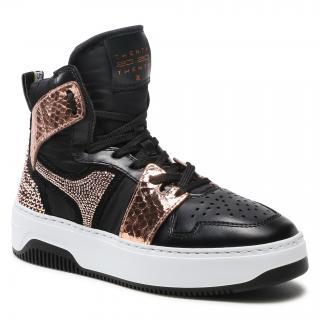 Sneakersy FABI - FD7014 Var.24 dámské Černá 37