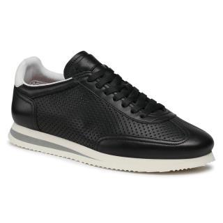 Sneakersy FABI - FU0231D Nero/Bianco Var.1418 pánské Černá 40