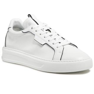 Sneakersy FABI - FU0260 Bianco pánské Bílá 42