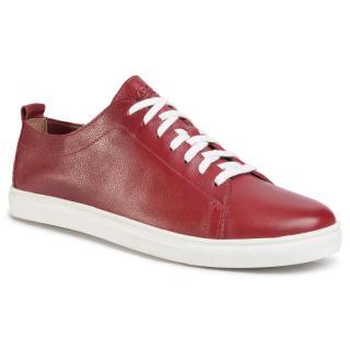Sneakersy LASOCKI FOR MEN - MB-RADAN-02 Red pánské Bordó 42
