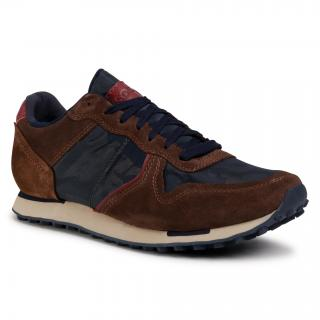 Sneakersy LASOCKI FOR MEN - MB-TARO-01 Cobalt Blue pánské Tmavomodrá 40