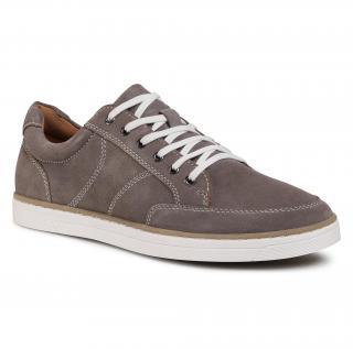 Sneakersy LASOCKI FOR MEN - MI07-A974-A803-09 Grey pánské Šedá 41