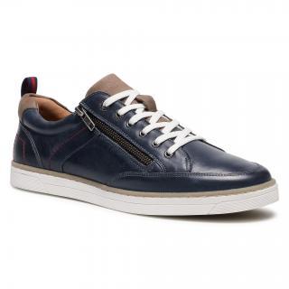 Sneakersy LASOCKI FOR MEN - MI07-A974-A803-10 Blue pánské Tmavomodrá 42