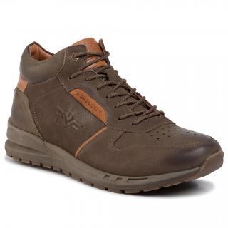 Sneakersy LASOCKI FOR MEN - MI07-C583-577-05 Khaki pánské Zelená 45