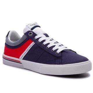 Sneakersy PEPE JEANS - North Half PMS30531  Navy 595 pánské Tmavomodrá 42