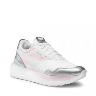 Sneakersy PUMA - Cruise Rider Chrome Wns 380500 03 Pink Dogwood/Puma Silver dámské Barevná 41