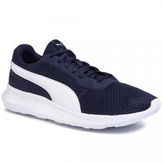 Sneakersy PUMA - St Activate 369122 03 Peacoat/Puma White Tmavomodrá 37