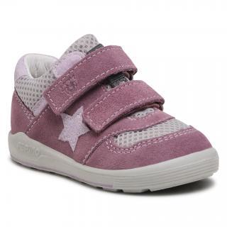 Sneakersy RICOSTA - Pepino by Ricosta Nuri 73 2424400/323 Purple/Grau dámské Růžová 21