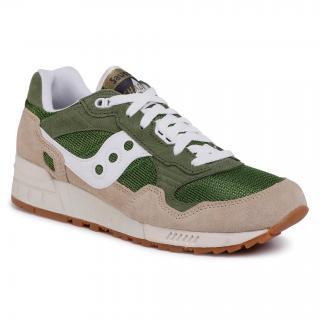 Sneakersy SAUCONY - Shadow 5000 S70404-25 Grn/Brn pánské Zelená 38
