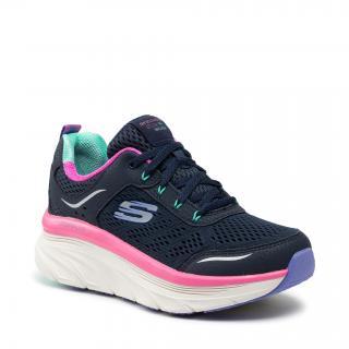Sneakersy SKECHERS - Infinite Motion 149023/NVMT Navy/Multi dámské Tmavomodrá 41