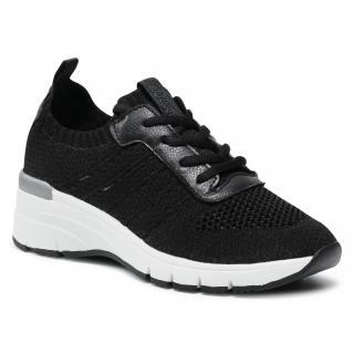 Sneakersy S.OLIVER - 5-23632-26 Black 001 dámské Černá 36