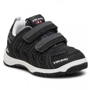 Sneakersy VIKING - Cascade II Gtx GORE-TEX 3-46500-203 Blk/Grey pánské Černá 21