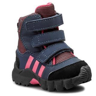Sněhule adidas - Cw Holtanna Snow Cf I BB1402 Bahpnk/Bahpnk/Conavy dámské Tmavomodrá 17