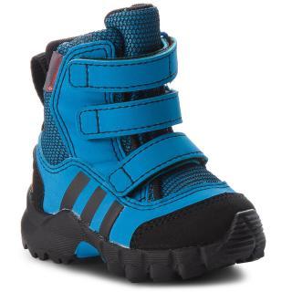 Sněhule adidas - Cw Holtanna Snow Cf I D97659 Brblue/Cblack/Hireor dámské Modrá 17