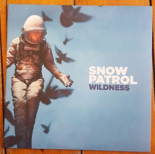 Snow Patrol Wildness  Black