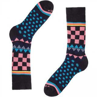 Soccus Geometricum Maris socks dámské Neurčeno 35-38