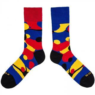 Soccus Orbis Navy socks dámské Neurčeno 35-38