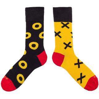 Soccus Socius Luteus socks dámské Neurčeno 35-38