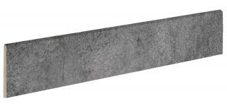 Sokl Exagres Opera iron 9X60 cm mat OPERARIR šedá iron