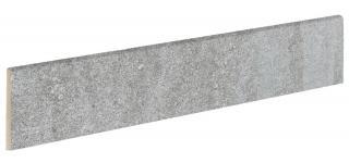 Sokl Exagres Opera silver 9X60 cm mat OPERARSI šedá silver