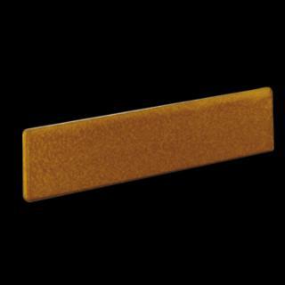 Sokl Gresan Albarracin cihlová 8x25 cm, mat GRASK825 oranžová cihlová