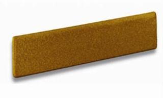 Sokl Gresan Albarracin cihlová 8x33 cm mat GRASK833 oranžová cihlová