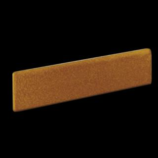 Sokl Gresan Natural hnědá 8x25 cm mat GRNSK825 hnědá hnědá
