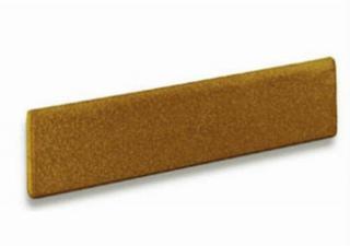 Sokl Gresan Natural hnědá 8x33 cm mat GRNSK833 hnědá hnědá