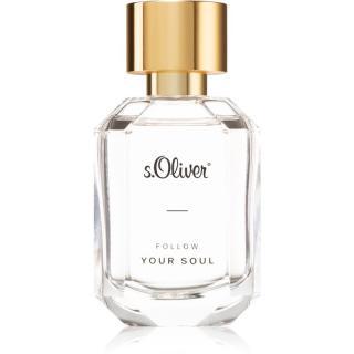 s.Oliver Follow Your Sou Women parfémovaná voda pro ženy 30 ml dámské 30 ml