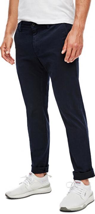 s.Oliver Pánské kalhoty Slim Fit 03.899.73.4865.5978 33/34