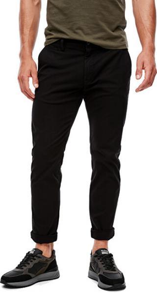 s.Oliver Pánské kalhoty Slim Fit 03.899.73.4865.9999 32/32