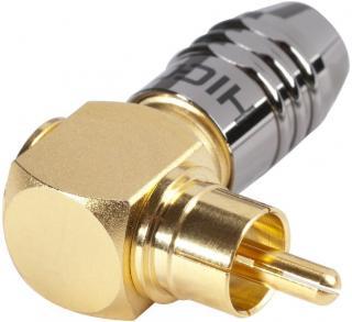 Sommer Cable Hicon HI-CMA01-BLK 1 Hi-Fi Konektor, redukce Black