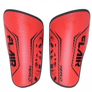 Sondico Flair Slip Shinguards Other | Fluo Red Chd