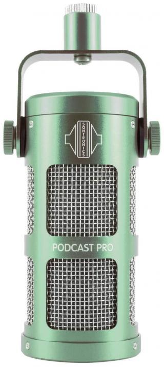 Sontronics Podcast PRO GR Vokální dynamický mikrofon