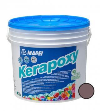 Spárovací hmota Mapei Kerapoxy čokoládová 5 kg R2T MAPX5144 hnědá čokoládová
