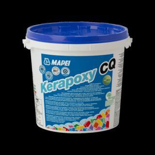 Spárovací hmota Mapei Kerapoxy CQ cementově šedá 10 kg R2 MAPXCQ10113