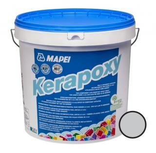 Spárovací hmota Mapei Kerapoxy manhattan 10 kg R2T MAPX10110 šedá manhattan